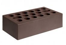 Кирпич облицовочный Шоколад 1НФ (одинарный) Керма