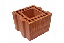 Керамический блок вентиляционный 7 НФ Порикам