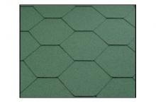 Мягкая черепица KL KATEPAL (зеленый)