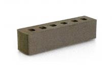 Клинкерный кирпич Шоколад 0,5 НФ Экоклинкер