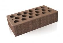Кирпич керамический пустотелый одинарный (1НФ) Шоколад бархат Кощаковский