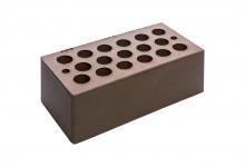 Кирпич керамический пустотелый полуторный (1,4 НФ) Шоколад Кощаковский
