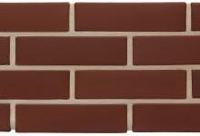Кирпич керамический лицевой пустотелый с гладкой поверхностью Евро формат КР-л-пу 0,7НФ Шоколад Кирово-Чепецк